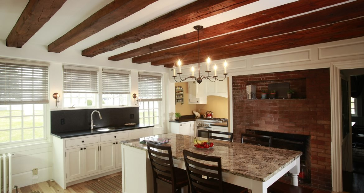 Custom Cabinetry Designed & Built in NH