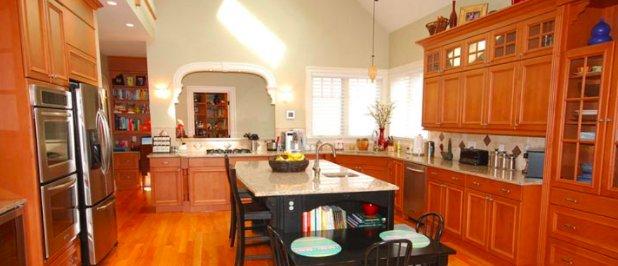 Benefits of Custom Kitchen Cabinets