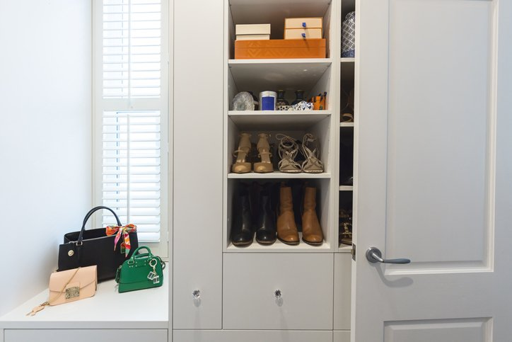 Organize Your Home with Custom Built-ins