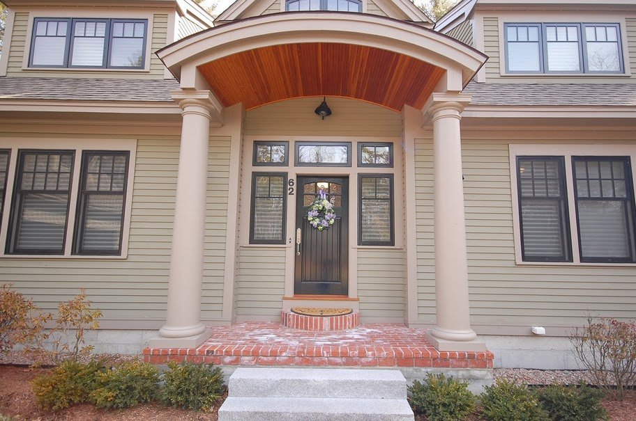 Boost Your Curb Appeal with Custom Exterior Millwork